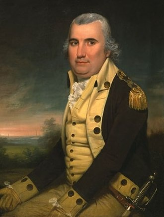 XYZ Affair - Charles Cotesworth Pinckney headed the American commission.