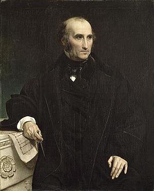 Charles Benvignat - Charles Benvignat by Victor Mottez, 1859 (Musée des Beaux Arts de Lille)