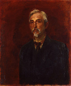 Charles booth by george frederic watts