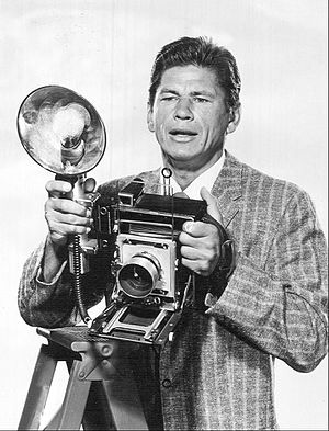 Man with a Camera - Bronson as Mike Kovac.