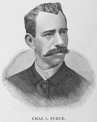 Selma University - Charles L. Purce was the president of Selma University from 1886-1894