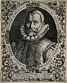 Charles de l'Écluse or Carolus Clusius (1526 – 1609) Wellcome V0003455.jpg