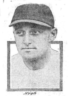 Charlie High - High in 1922
