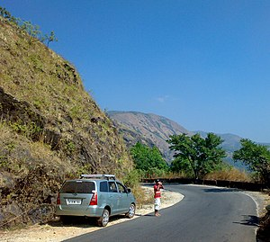 Charmadi - National Highway 234 at Charmadi Ghat