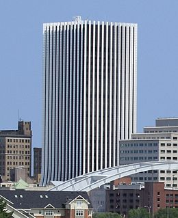Chase Tower Rochester, New York; cropped.jpg
