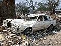 Chatarra - Biloxi MS despues del huracán Katrina.jpg