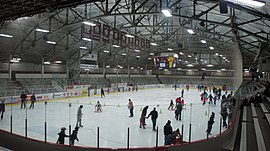 Chatham Memorial Arena - Interior.JPG