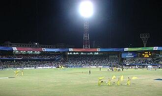 Wankhede Stadium - Image: Chennai Super Kings