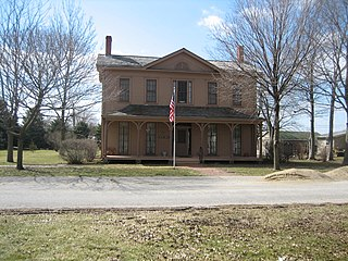 Matthew T. Scott House American historic house