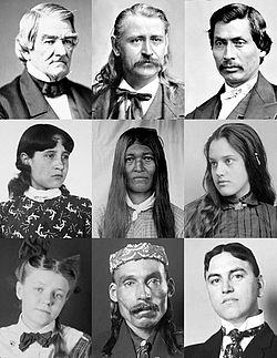 Cherokee People http://en.wikipedia.org/wiki/Cherokee_people