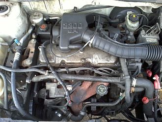 General Motors 122 engine - 2200 OHV I4 engine