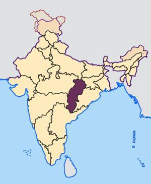 Chhattisgarh Legislative Assembly election, 2018 - Chhattisgarh