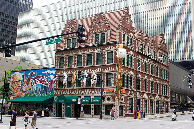 Chicago Varnish Co. Building Harry Carays Chicago June 30, 2012-13.jpg
