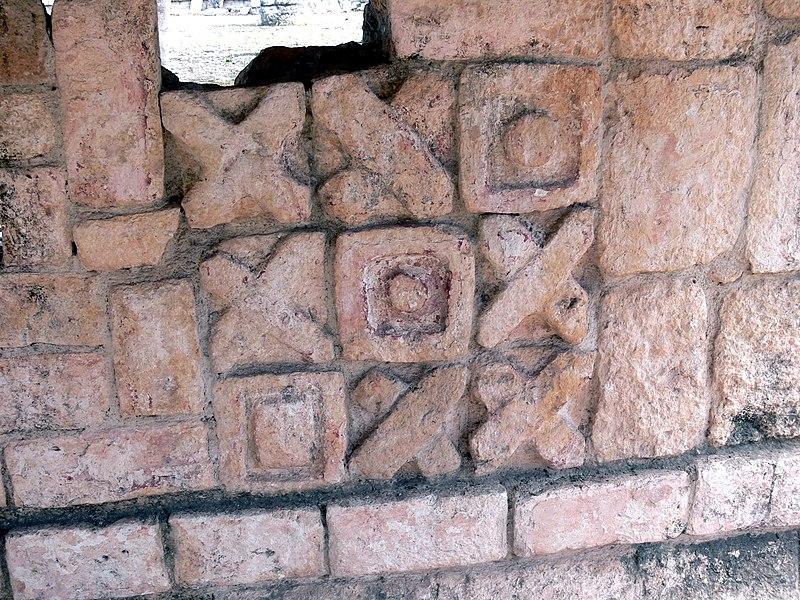 File:Chichén Itzá - Gruppe der 1000 Säulen 6 Puuc-Muster.jpg
