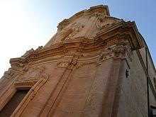 Chiesa dell'Addolorata nel cuore del borgo antico - Esempio di Barocco Pugliese