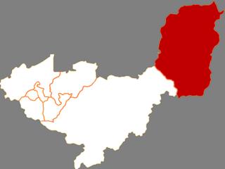 Raohe County County in Heilongjiang, Peoples Republic of China