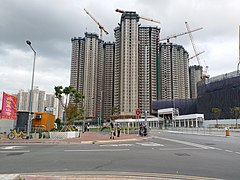 Ching Tin Estate near Tong Hang Road part 2 in March 2021.jpg