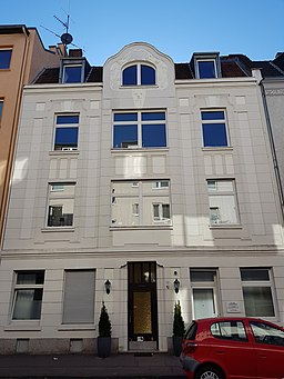 Christian-Gau-Straße in Köln