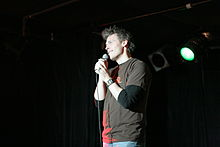 Christian Finnegan The Drink At Work Show 121806.jpg