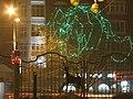 Christmas decorations. February 2014. - Уличные гирлянды. Февраль 2014. - panoramio.jpg