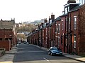 Christopher Road, Woodhouse, Leeds, with University of Leeds buildings on the horizon (2009) - panoramio.jpg