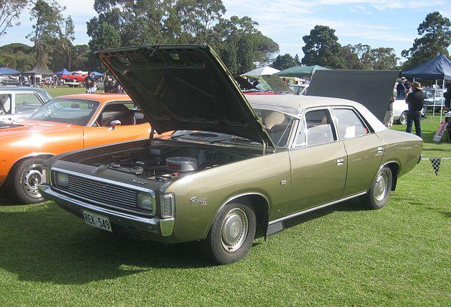 Chrysler Valiant (VH) - Wikiwand