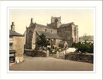 Cartmel - Cartmel Priory