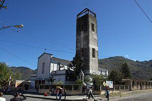 Jinotega Department -  Nuestra Señora de los Angeles.