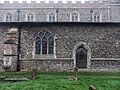 Church of St John, Finchingfield Essex England - North aisle from north.jpg
