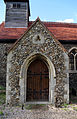 Church of St Mary, Stapleford Tawney, Essex, England - south porch.jpg
