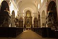Church of the Finding of the Holy Cross in Znojmo, interior.jpg