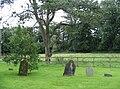 Churchyard - east side - geograph.org.uk - 970652.jpg