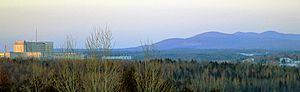 Mont Chapman - Image: Chus sherbrooke 2