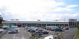 Tesco Ireland - Tesco Superstore in Killarney.