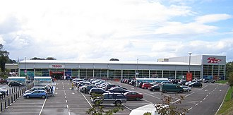 Tesco Ireland - Tesco Superstore in Killarney.