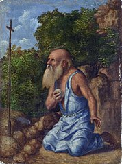 St Jerome in the Desert