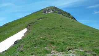 Cima della Fascia Mountain in Italy