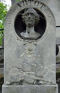 Cimetière de Montmartre - Tombe Alexandre-Joseph Artot -2.JPG