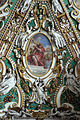 Ciro ferri, medaglioni della volta di santa maria maggiore a bergamo, 1665-67, 03.JPG