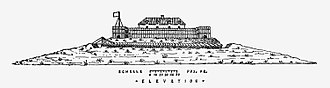 The Citadel, Montreal - Image: Citadelle de Montreal