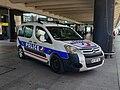 Citroën Berlingo police nationale, aéroport de Toulouse Blagnac.jpg