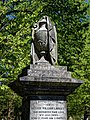 City of London Cemetery Arthur William Lambeth monument 2.jpg