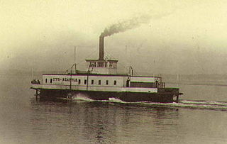 <i>City of Seattle</i> (steam ferry) Steam ferry