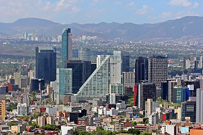 Mexico City is Mexico's capital and largest city