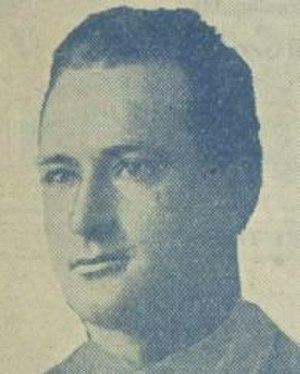 Clarrie Lethlean - Image: Clarrie Lethlean 1921