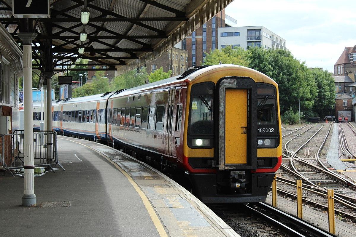 British Rail Class 159