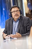 Claude Rolin - French part- Citizens' Corner debate on European Citizens' Initiatives- Time for ECI review? (30003165570).jpg