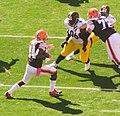 Cleveland Browns vs. Pittsburgh Steelers (15344863120).jpg