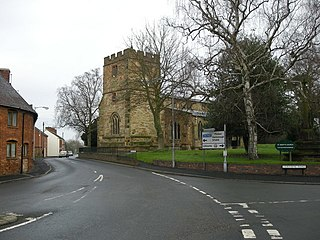 Clifton-upon-Dunsmore Human settlement in England