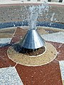 Close up of fountain - geograph.org.uk - 881562.jpg
